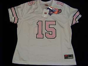 Nike Womens University Of Florida Gators Jersey Pink & Brown NWT Tim