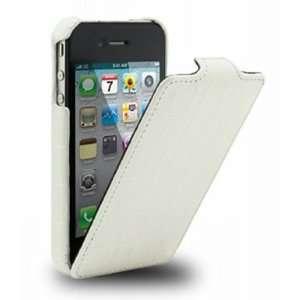 Mivizu Primo Croc Leather Case for Apple iPhone 4G 16GB, 32GB Verizon