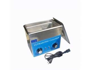 Ultrasonic Jewelery Watch Dental Parts Tattoo Cleaner