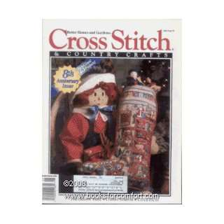Cross Stitch & Country Crafts Vol VIII No 6: Joan Cravens: Books