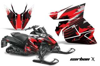 AMR RACING STICKER DECAL KIT ARCTIC CAT PROCROSS SNOWMOBILE SLED 2012