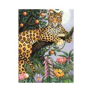 Lazy Leopard 300 Piece Jigsaw Puzzle Toys & Games