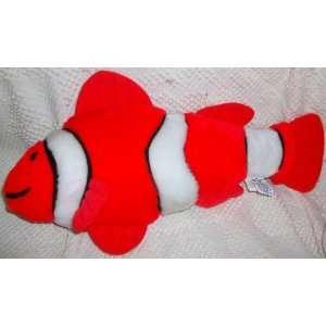 15 Plush Clown Fish Doll Toy Toys & Games