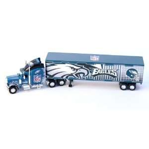 Eagles Diecast Semi Truck Tractor Trailer 180 Scale Toys & Games
