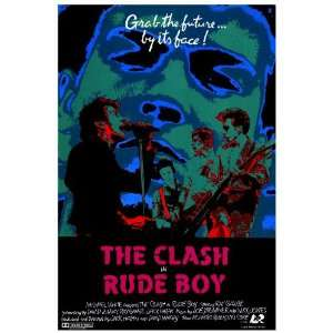 Rude Boy (1980) 27 x 40 Movie Poster Style A