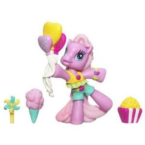 My Little Pony Ponyvillie Pinkie Pie: Toys & Games
