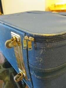 American Tourister Luggage Bag Blue Nice