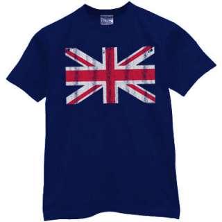 BRITISH Flag Great Britain England UNION JACK T SHIRT