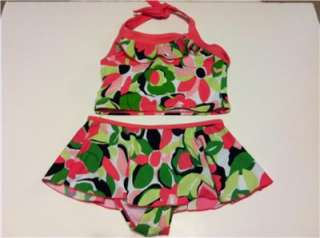 NWT Gymboree Palm Beach Paradise Tankini Swim Suit 10