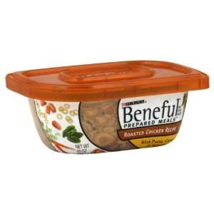 Beneful Prepared Meals Dog Food, Roasted Chicken Recipe, 10 Oz, (Pack