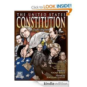 The United States Constitution; A Round Table Comic Thomas Jefferson