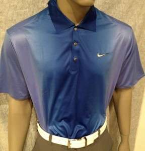 471) M 2012 Nike Tiger Woods Golf Masters Friday Edition Polo Shirt $