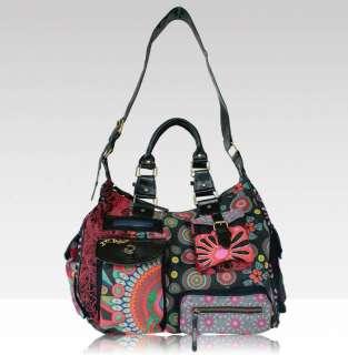 New DESIGUAL womens handbag Messenger shoulder bag#1
