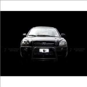 05 09 Hyundai Tucson Black Horse Black Bull Bar Free Installation in