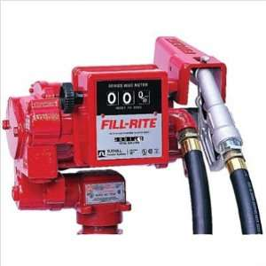 Fill Rite FR701V 115v Ac Hd Transfer Pump With Meter