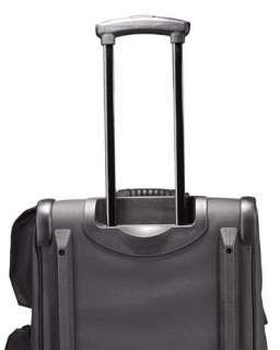 11 Tactical Mission Rolling Duffel Bag, Black