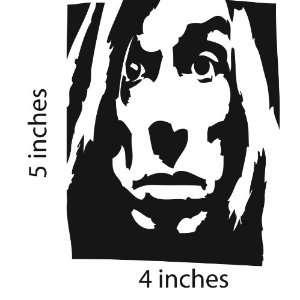 Iggy POP the Stooges Sticker Cut Vinyl Decal Everything