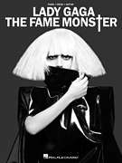 LADY GAGA THE FAME MONSTER SHEET MUSIC SONG BOOK