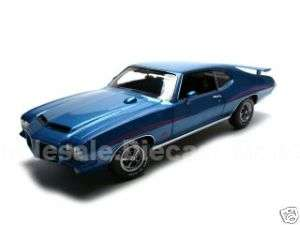 1971 PONTIAC GTO JUDGE BLUE 118 DIECAST GMP 1of600