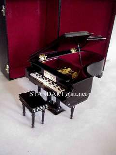 Princess Diana Jewel Box Grand Piano plays Candle in the Wind with