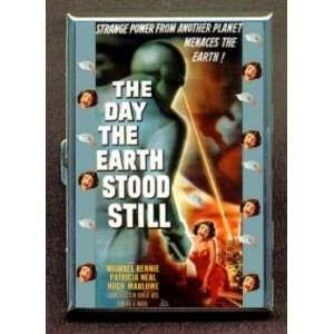 1951 DAY THE EARTH STOOD STILL ID Holder, Cigarette Case