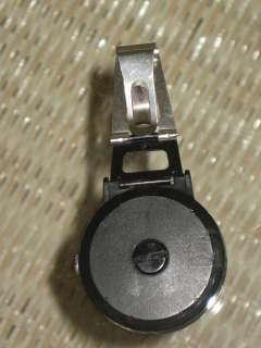 Compass Bakelite Showay + K&R Precise Pedometer! 2 Neat Items!!
