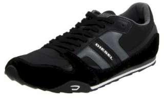 Diesel Sneakers Long Term Gunner Black CastelRock Mens Shoes H1888