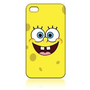Bob esponja Hard Case Skin for Iphone 4 4s Iphone4 At&t Sprint Verizon