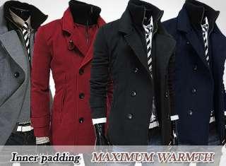 VE29) Mens premium 4 button slim vest waist coat