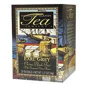 NEW * FRESH HAWAII EARL GREY TEA BAGS ENGLISH BLEND