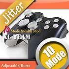 10 mode xbox 360 rapid fire white mod controller cod