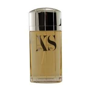 XS by Paco Rabanne EDT SPRAY 3.4 OZ *TESTER Beauty