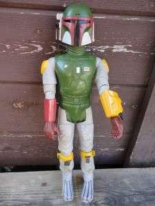 Vintage Star Wars Boba Fett 12 Action Figure