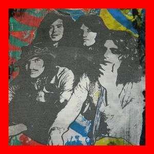 80s T SHIRT XL tour concert tee john bonham jimmy paige rock og