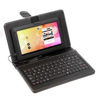 Protective Leather Case Stand Cover for 7 inch 7 Tablet PC MID