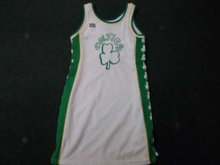 WOMENS HARDWOOD CLASSIC BOSTON CELTICS JERSEY DRESS