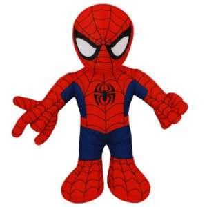Superhero Squad Marvel Comics Spider Man Plush 18 INCH