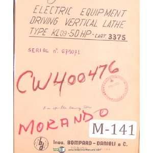 Electrical Parts & Installation Manual Morando  Books