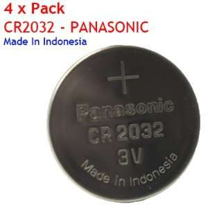 PANASONIC) LITHIUM BUTTON/COIN CELL 3V 200MAH Batteries Electronics