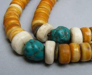 12 Old Tibet Tibetan Buddhist Yak Bone 108 Prayer Beads Mala