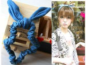 Japan Korean Style Cute Ear Rabbit Headband Hair Tie
