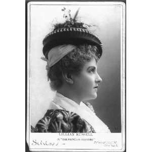 ,1861 1922,American actress,singer,style
