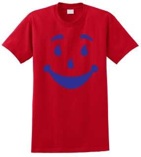 Kool Aid Man T Shirt Funny Cool OH Yeah