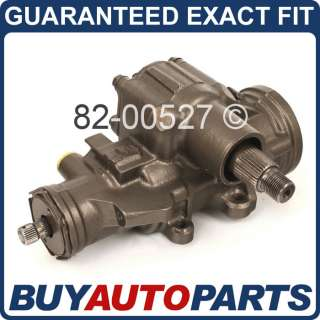 99 DAKOTA & DURANGO 4X4 POWER STEERING GEARBOX GEAR BOX