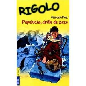 Papelucho, drôle de zozo (9782266100472) Marcela Paz, Yola Books