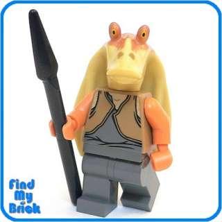 SW142 Lego Star Wars Jar Jar Binks Minifigure 7929 NEW