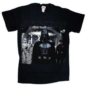 Star Wars Shirt Ready 4 Battle   Medium Sports & Outdoors