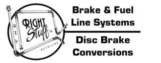 Ford 9 Rear Disc Brake Conversion Kit