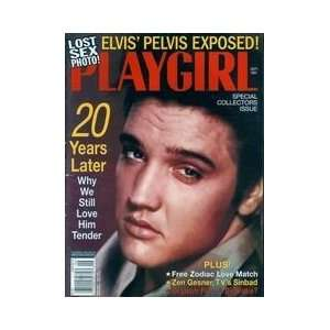 ELVIS PRESLEY Elvis Pelvis revealed!: Playgirl Magazine Inc.: Books