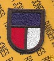 SOCPAC Spec Ops Pacific Airborne beret Flash patch A
